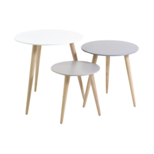 FLY-set de 3 tables gigogne