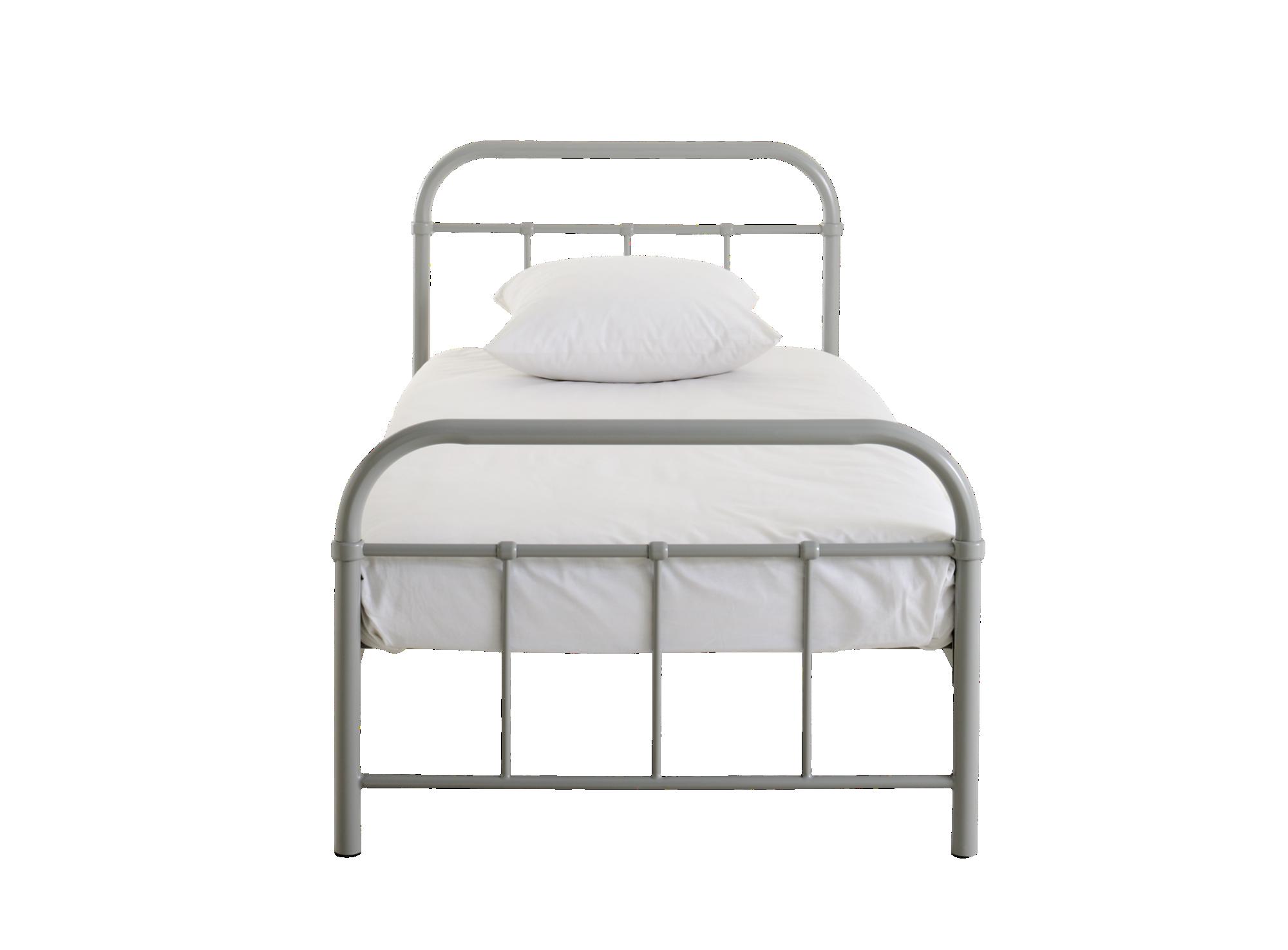 lit 90x190 gris fly. Black Bedroom Furniture Sets. Home Design Ideas
