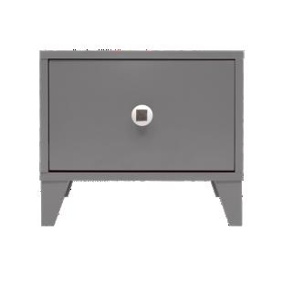 FLY-chevet 1 tiroir gris
