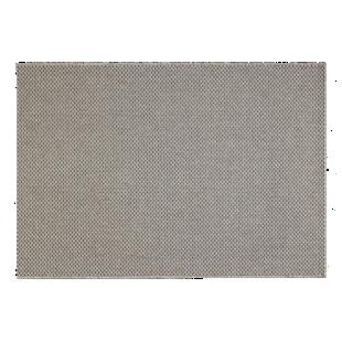 FLY-tapis 120x170 naturel/noir