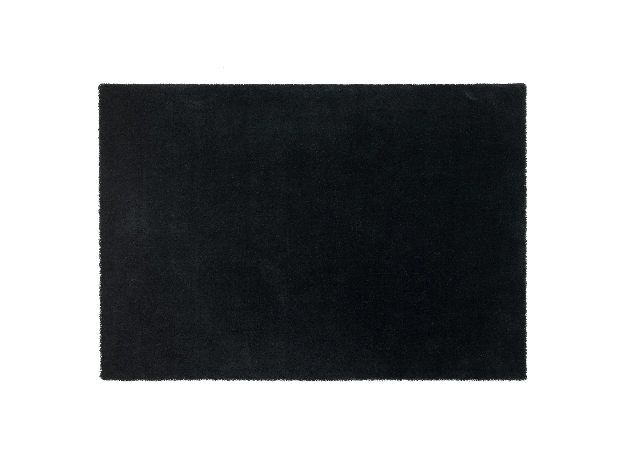tapis 170x120 noir tapis chambre salon tapis textile fly. Black Bedroom Furniture Sets. Home Design Ideas