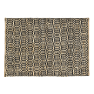 FLY-tapis jute/coton 160x230 beige