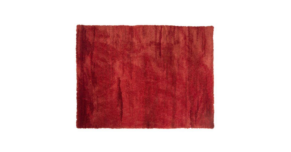 tapis 120x160 rouge fly. Black Bedroom Furniture Sets. Home Design Ideas