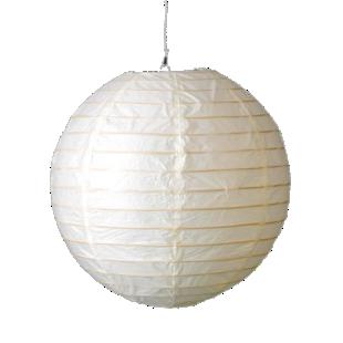 FLY-boule japon d30cm blanc