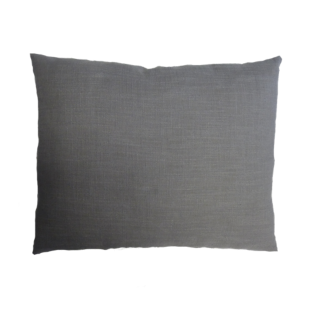 FLY-coussin coton 40x50 gris