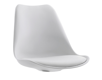 coque de chaise blanche | Fly