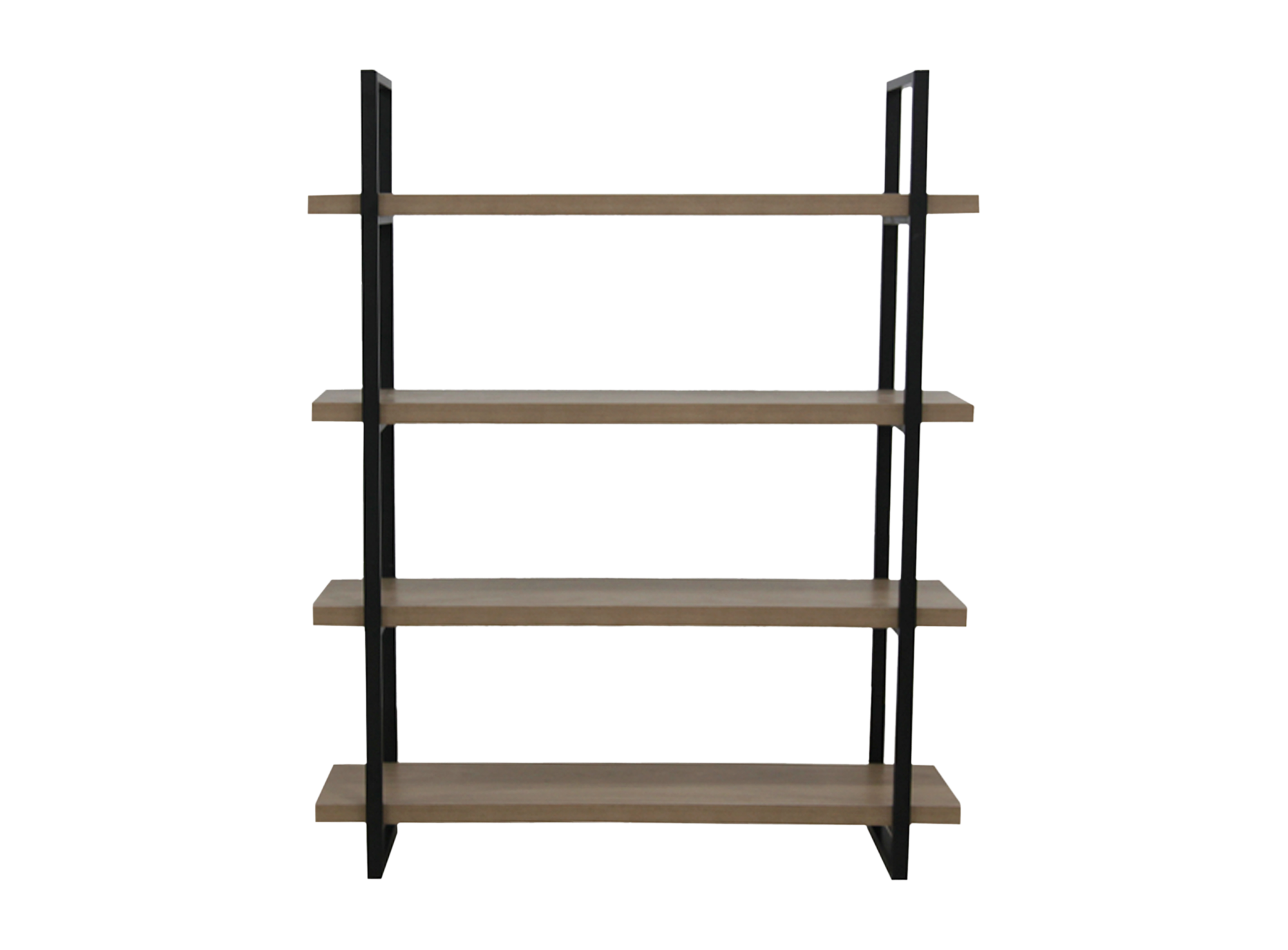 etagere de separation chene clair noir fly. Black Bedroom Furniture Sets. Home Design Ideas
