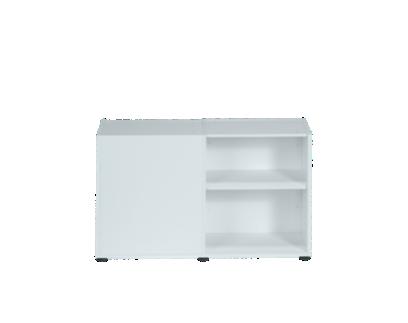 container retour coloris blanc   Fly