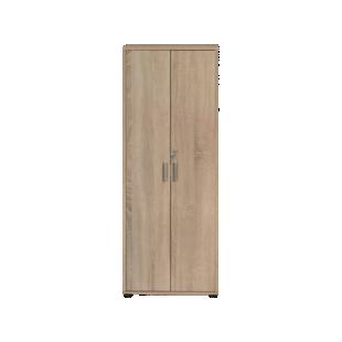FLY-armoire haute chene sonoma