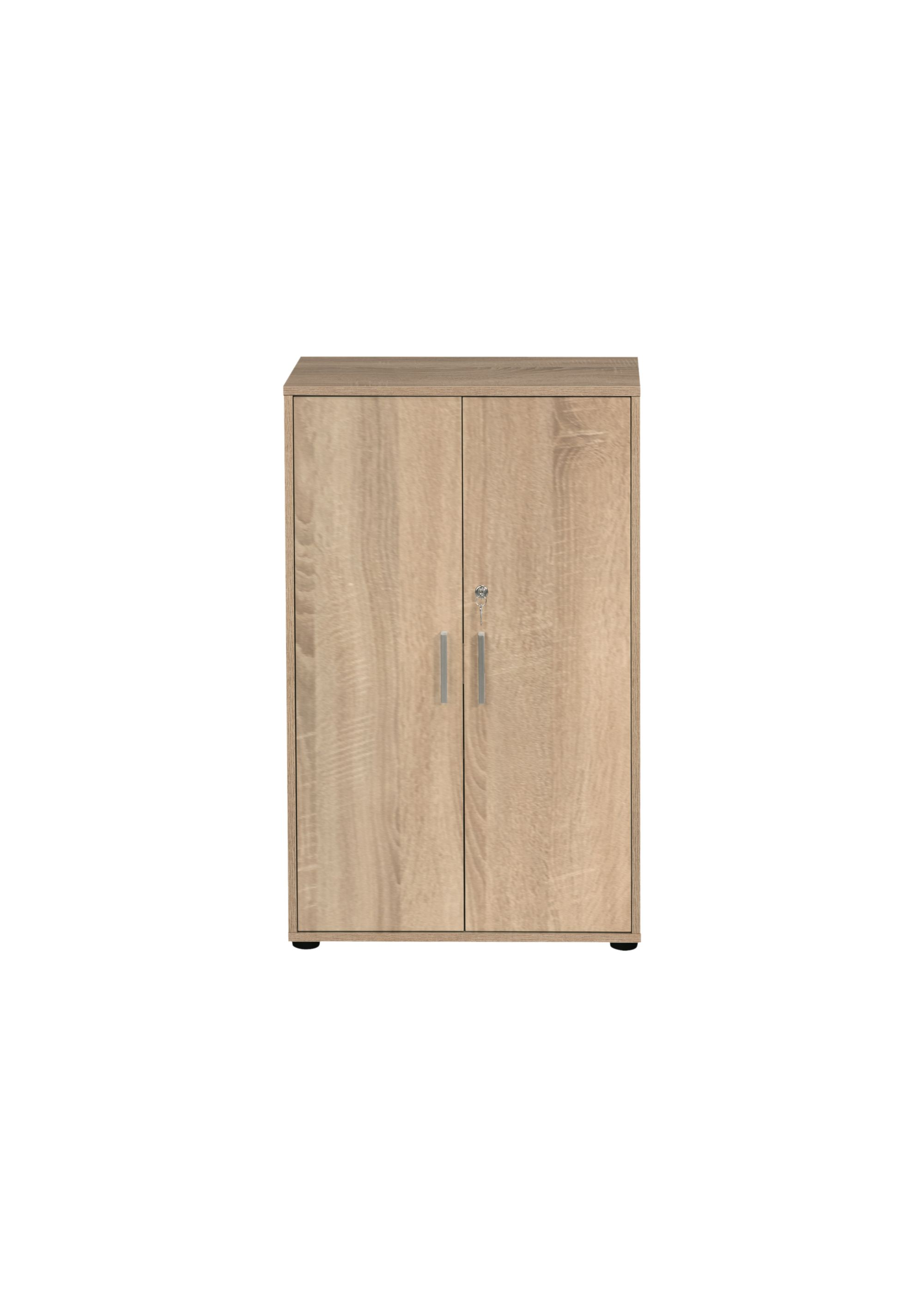 armoire basse chene sonoma bureau bureau meuble fly