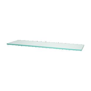 FLY-etagere verre transparent 60x18 cm