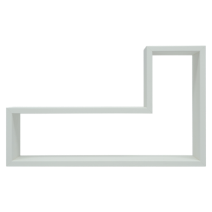 FLY-etagere blanche