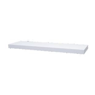 FLY-etagere 80x23,5 cm blanc