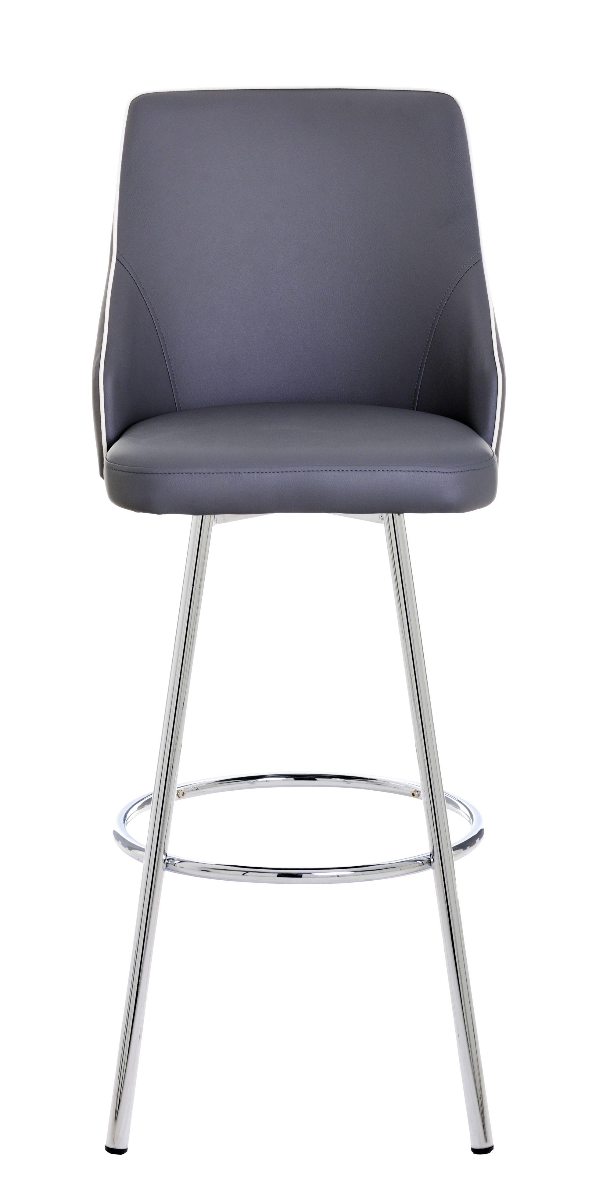 chaise de bar couleur taupe id 233 e de la maison de la galerie