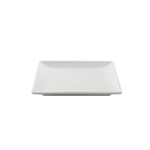 FLY-assiette dessert 18x18cm blanc