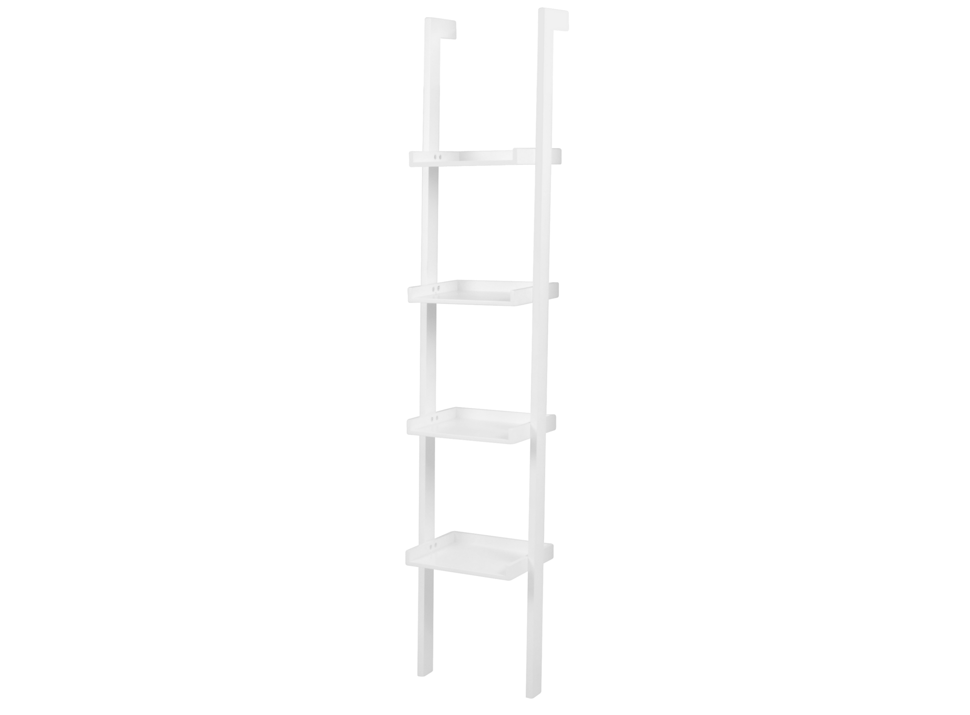 etagere droite l37cm blanc fly. Black Bedroom Furniture Sets. Home Design Ideas