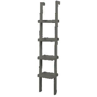 FLY-etagere droite l37cm gris