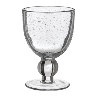 FLY-verre a pied 28cl transparent