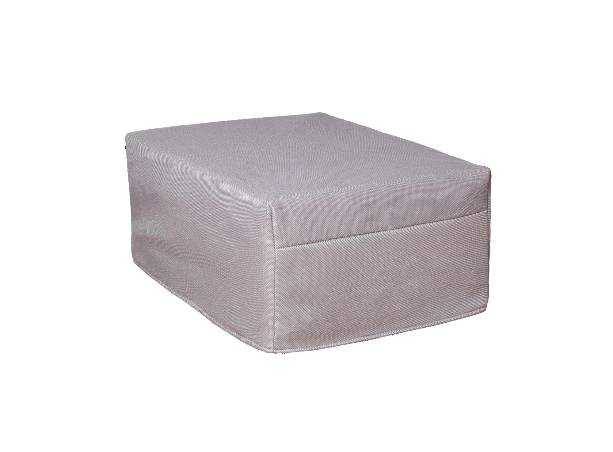 pouf convertible gris banquette cat gories canap fly. Black Bedroom Furniture Sets. Home Design Ideas