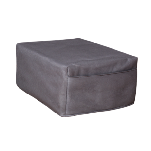 FLY-pouf convertible gris anthracite