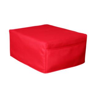 FLY-pouf convertible rouge