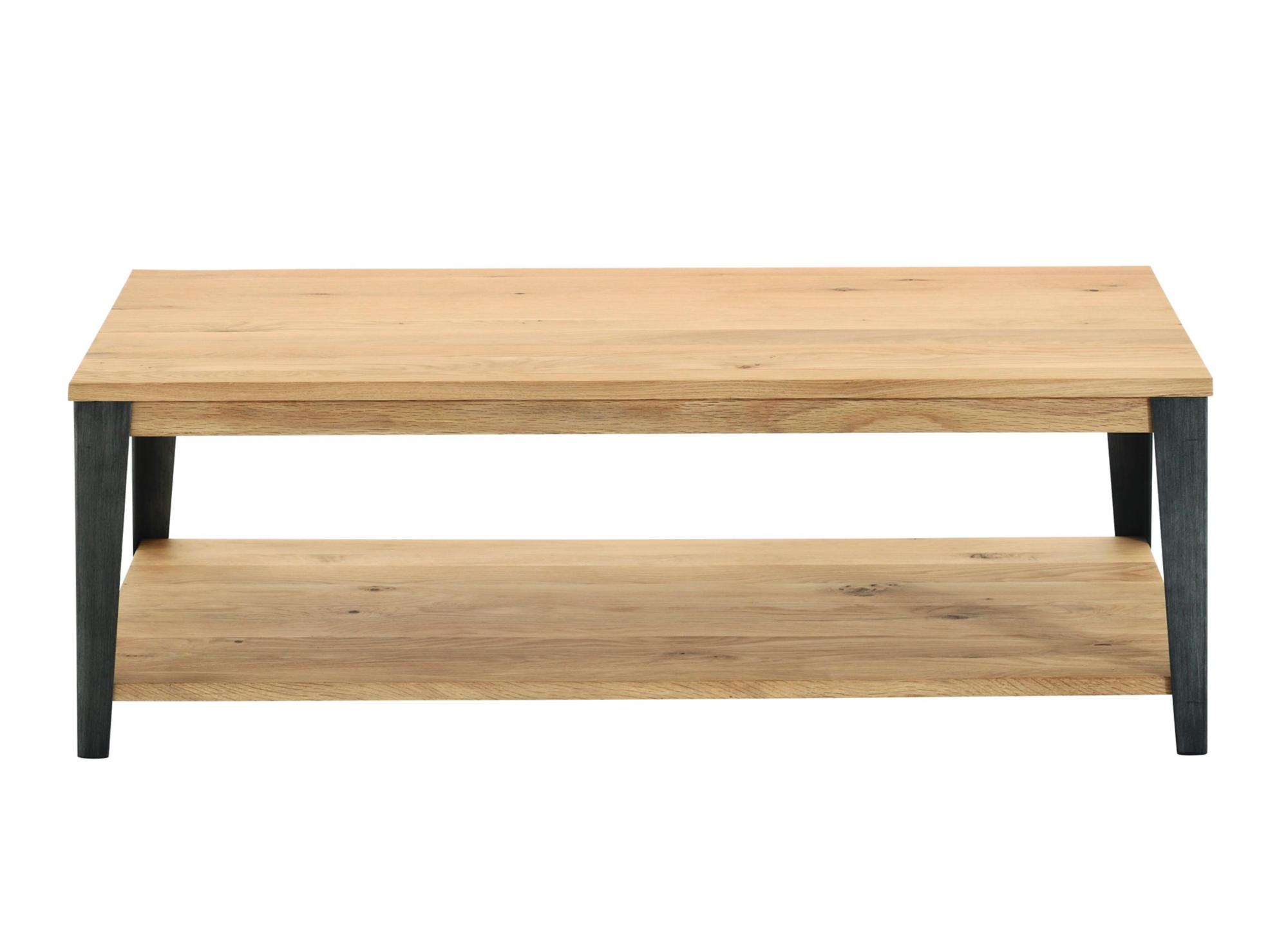 Table basse bois blanc vieilli - Fly table basse salon ...