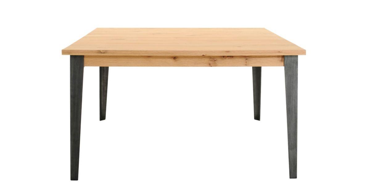 Table l140 cm gris chene oak table table chaise - Consoles meubles fly ...