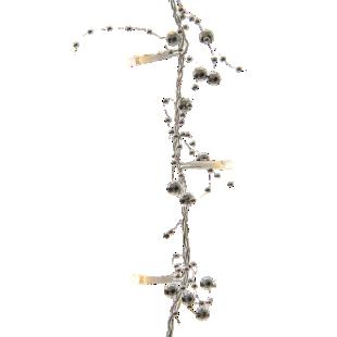FLY-guirlande led perle l180cm