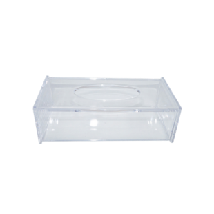 FLY-boite mouchoirs transparent