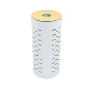 FLY-stockeur papier wc blanc