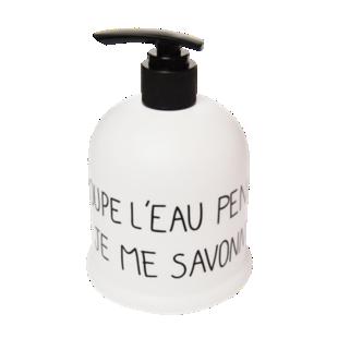 FLY-distributeur savon blanc