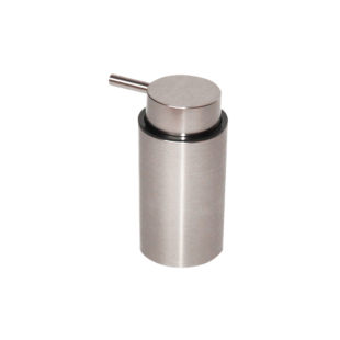FLY-distributeur savon effet metal