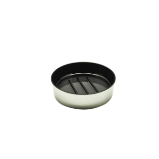 FLY-porte savon effet metal