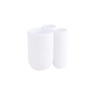 FLY-porte brosse a dent blanc