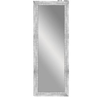 FLY-miroir 40x140cm cadre resine argent