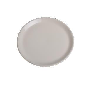 FLY-assiette plate d25.5cm creme