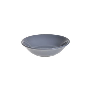 FLY-assiette creuse d18cm anthracite