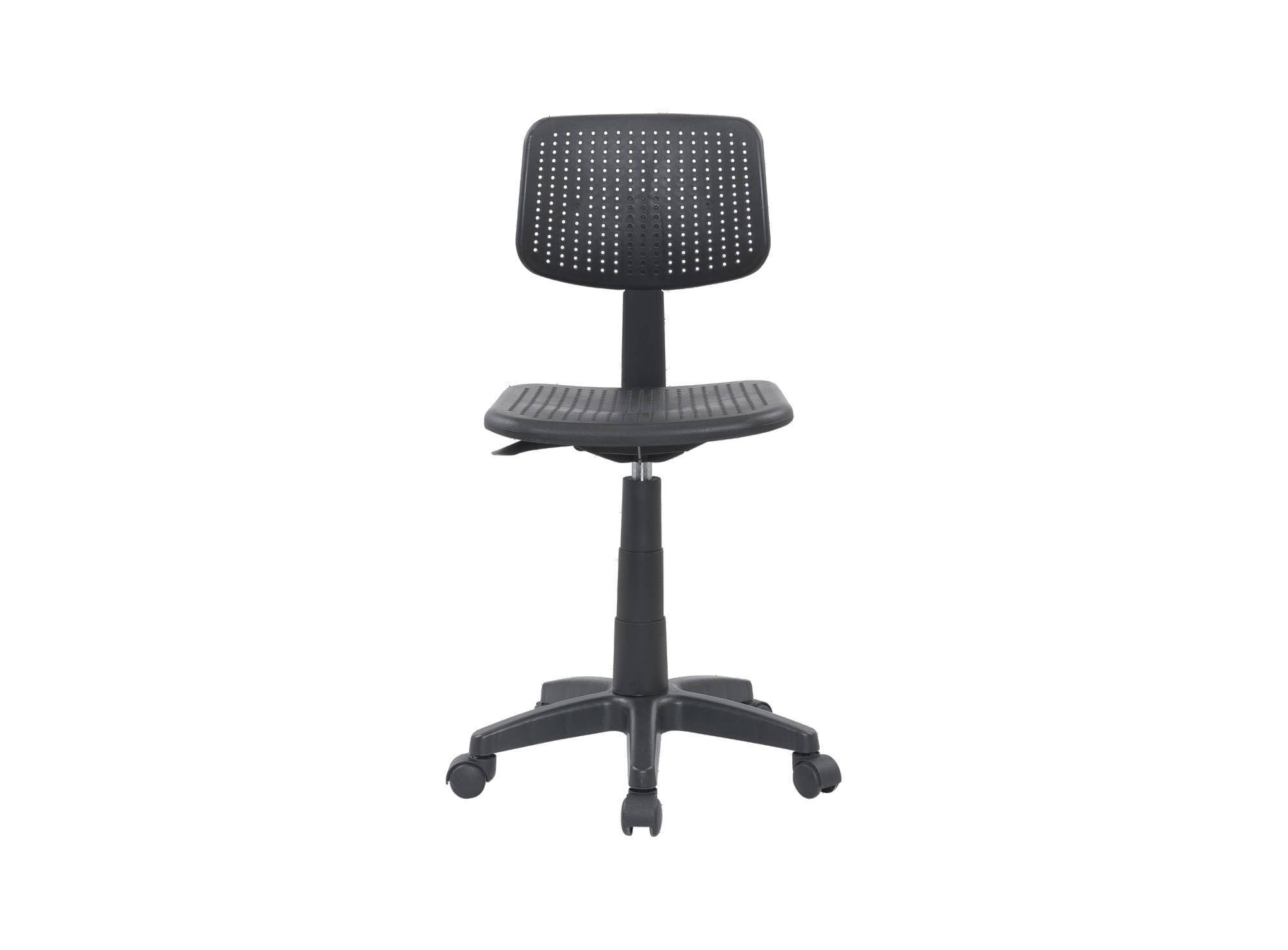 Chaise de bureau : structure en contreplaque de hetre et polypropylen ...