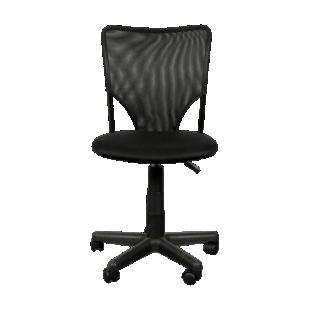 FLY-chaise bureau noire