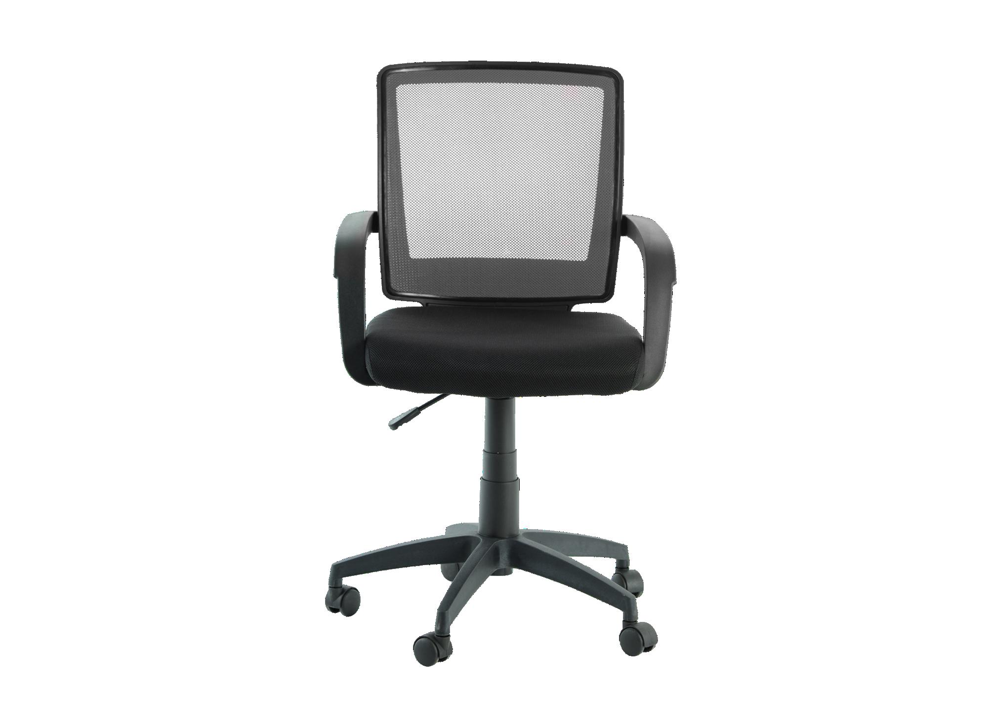 fauteuil bureau gris fly. Black Bedroom Furniture Sets. Home Design Ideas