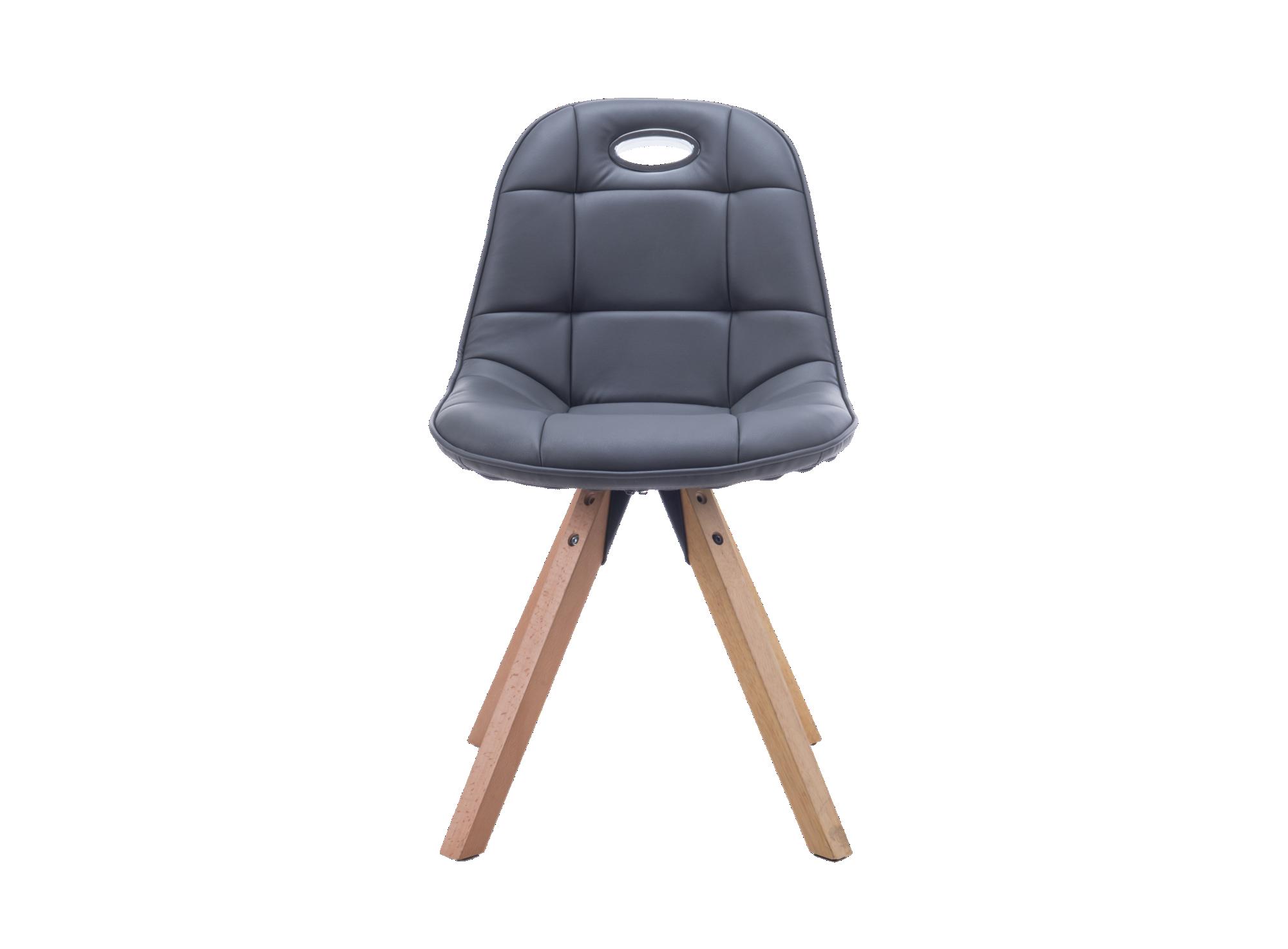 Chaise. support d'assise en contreplaque de bois finition polyurethan ...