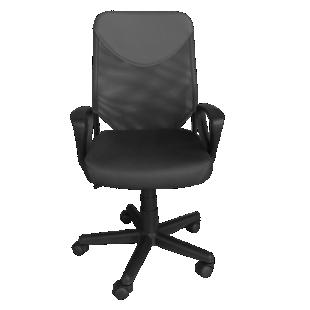 FLY-fauteuil de bureau noir