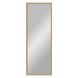 FLY-miroir 56x156cm cadre chene