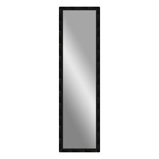 FLY-miroir 34x124cm cadre noir