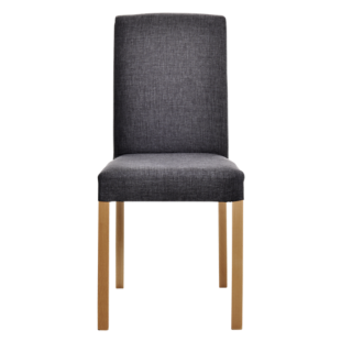 FLY-chaise tissu gris