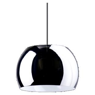 FLY-suspension d31 chrome/blanc