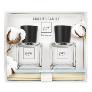 FLY-parfum ambiance 2x50ml cotton