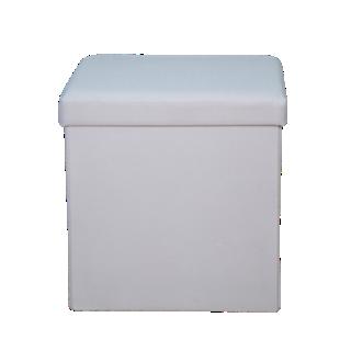 FLY-pouf de rangement 40x40 gris
