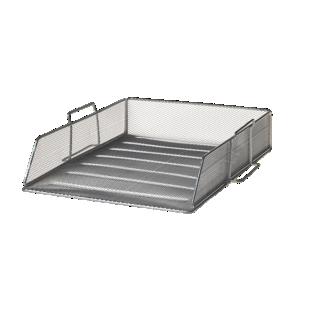 FLY-bannette horizontale l34 h8 gris