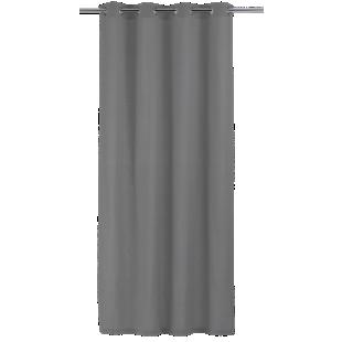 FLY-rideau coton 140x250 gris